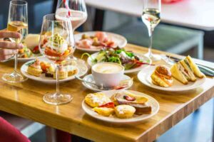 Try These Mouth-Watering Bottomless Brunches in London